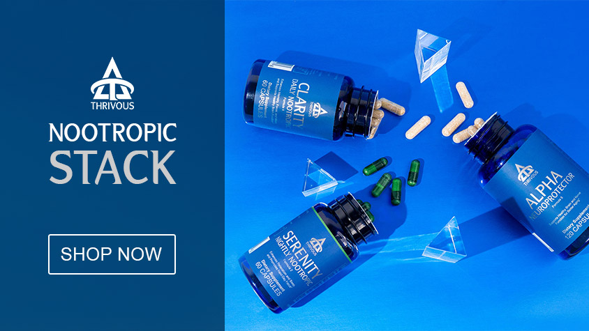 Buy Thrivous Nootropic Stack